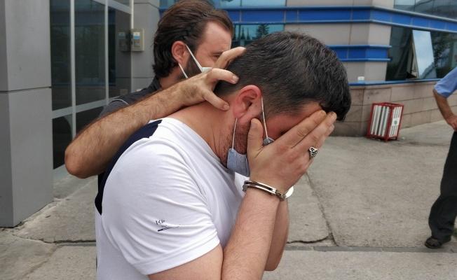 Samsun'da uyuşturucu ticaretinden 1 şahıs gözaltında