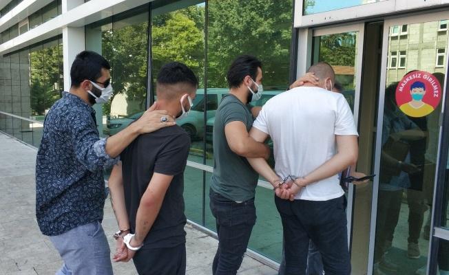 Samsun'daki silahlı saldırıyla ilgili 2 kişi adliyeye sevk edildi