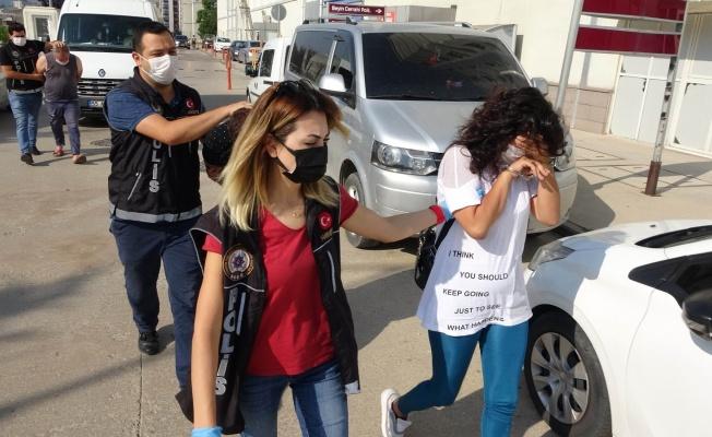 Zehir tacirlerinin planını polis bozdu