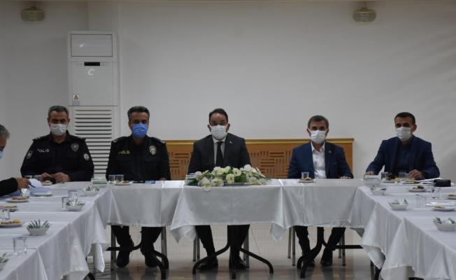 Bafra'da huzur toplantısı