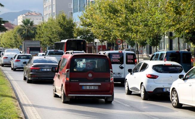 """Başkan Demir: """"Trafik yoğunluğu 1,5 yıl, otopark problemi de 2 yıl sonra tarih olacak"""""""