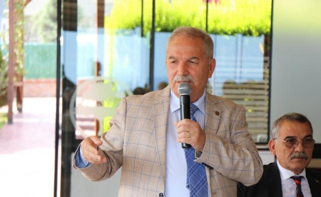 """Başkan Demirtaş: """"Zabıtanın görevi sadece seyyar satıcı değil"""""""