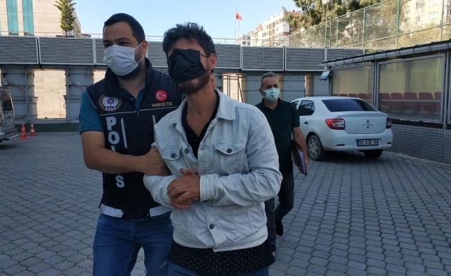 Çay ocağından çocuklara uyuşturucu satışı iddiasına polis baskını