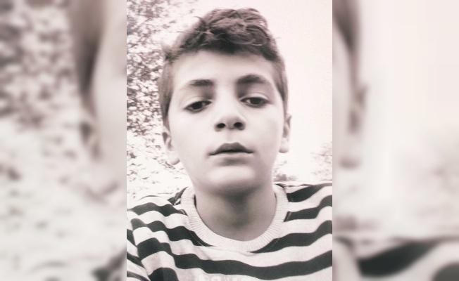 Devrilen patpattaki lise öğrencisi hayatını kaybetti