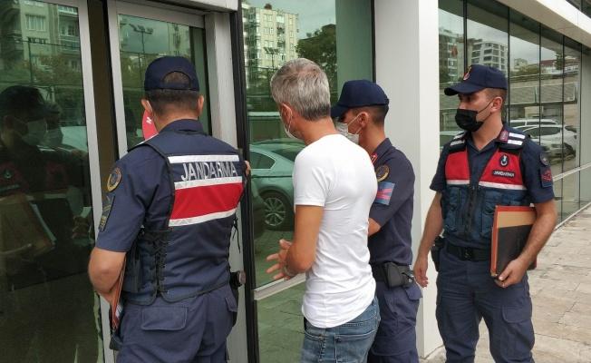 Jandarma tarafından evinde uyuşturucuyla yakalandı