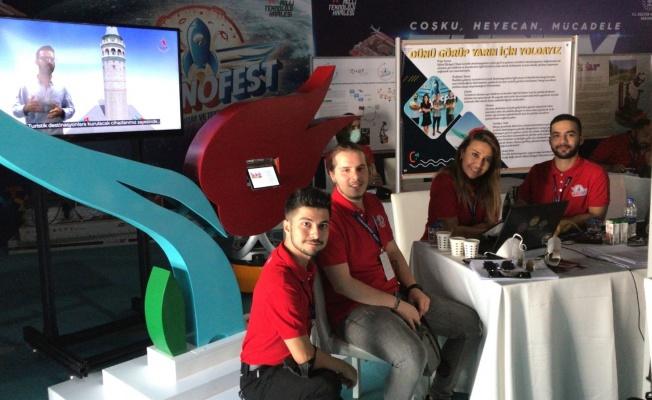 OMÜ'lü öğrenciler Teknofest Turizm Teknolojileri Yarışması'nda