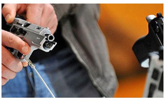 Samsun'da bir kişi kardeşini silahla yaraladı