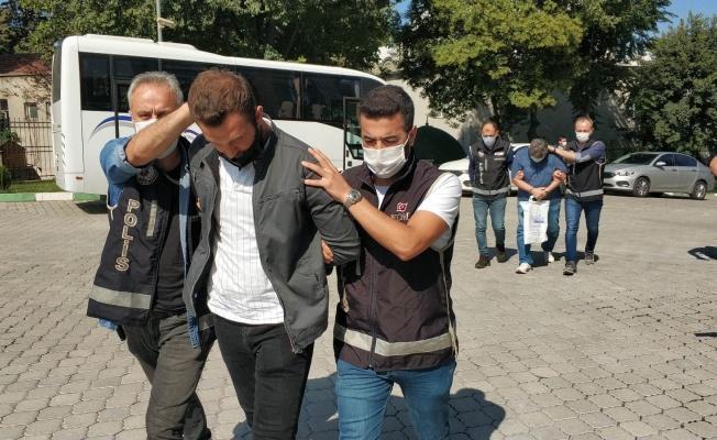 Samsun'da kaçak silah operasyonu: 2 gözaltı