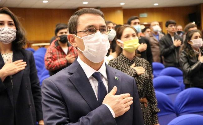 Samsun'da Türkmenistan rüzgarı