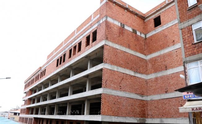 Unkapanı Kültür Merkezi 'poliklinik' oluyor