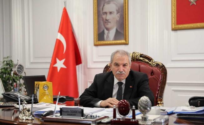 """Başkan Demirtaş: """"Sosyal yardımlarımıza devam edeceğiz"""""""