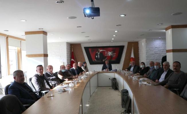"""Başkan Özdemir: """"Hedefimiz kaliteli hizmet"""""""