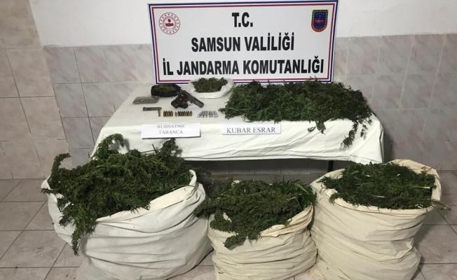 Jandarma operasyonda 1 tutuklama, 1 adli kontrol