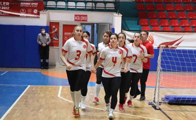 Olimpiyat şampiyonu Goallball Kadın Milli Takımı'nın yeni hedefi Avrupa şampiyonluğu