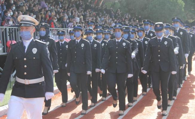 Polis teşkilatına 387 taze kan