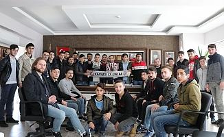Sarıcaoğlu'ndan Samsunspor'a tirit daveti