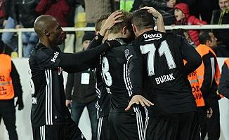 Beşiktaş'ta yüzler gülüyor !
