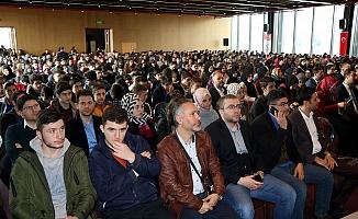 Bir Bilenle Bilge Nesil Öğrenci-Yazar Buluşması Samsun'da yapıldı
