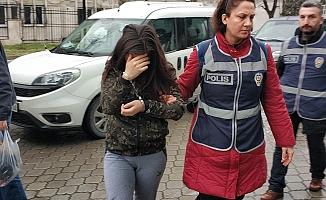Mimardan şantaj ve tehditle 15 bin lira alan 4 şahsa gözaltı