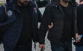 Samsun'da FETÖ Operasyonunda 3 asker adliyeye sevk edildi