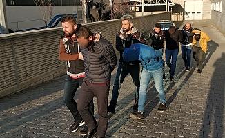 Samsun'da Narkotik Şube sokak satıcıları operasyonunda!
