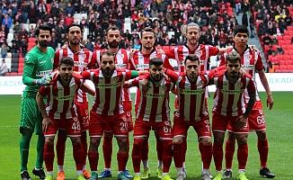 TFF 2. Lig: Yılport Samsunspor: 1 - Eyüpspor: 0