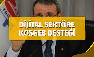 Dijital Sektöre KOSGEB Desteği
