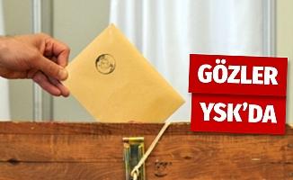 İstanbul için olağanüstü itiraz sürecinde gözler YSK'da