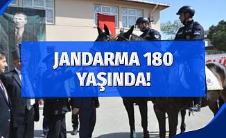 Jandarma 180 yaşında!
