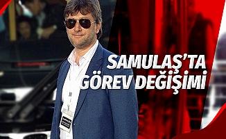 SAMULAŞ'ta genel müdürlüğe Enver Sedat Tamgacı getirildi