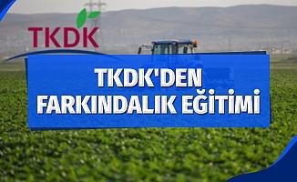 TKDK'den farkındalık eğitimi