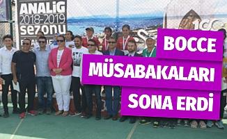Anadolu Yıldızlar Ligi Bocce Türkiye Birinciliği