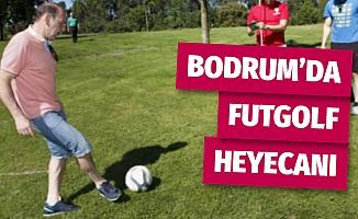 Bodrum'da futgolf heyecanı