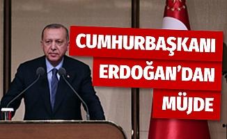 Cumhurbaşkanı Erdoğan: '29 bin 689 yeni sağlık çalışanını kamuda istihdam edeceğiz'