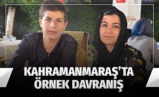 Suriyeli genç Kahramanmaraş'ta gönülleri fethetti
