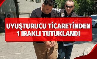 Samsun'da uyuşturucu ticaretinden 1 Iraklı tutuklandı
