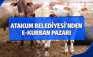 Atakum Belediyesinden 'e- kurban pazarı'