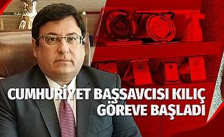 Samsun Cumhuriyet Başsavcısı Kılıç göreve başladı