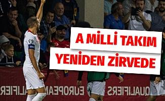 2020 Avrupa Futbol Şampiyonası Elemeleri: Moldova: 0 - Türkiye: 4