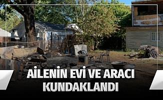 New York'ta Türk ailenin evi kundaklandı