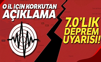 İzmir için korkutan deprem açıklaması
