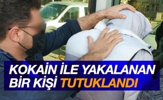 Samsun'da kokain ile yakalanan 1 kişi tutuklandı