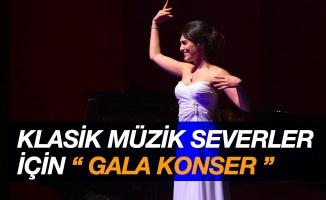Samsun'da klasik müzikseverler 'Gala Konser'de buluşacak