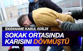 Samsun'daki kadına şiddet olayının iddianamesi kabul edildi