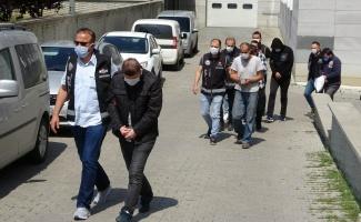 Cep telefonu kaçakçılığıyla ilgili 6 kişi adliyeye sevk edildi