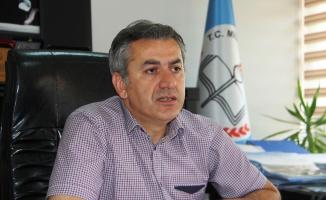"""Samsun İl Milli Eğitim Müdürlüğü'ne atanan Murat Yiğit: """"Memleketimde görev yapacağım için çok mutluyum"""""""