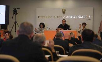 Atakum'un 2022 yılı bütçesi 265 milyon TL