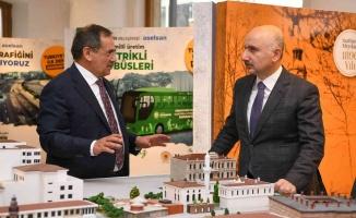 """Bakan Karaismailoğlu: """"Samsun'la ilgili çok önemli projelerimiz ve yatırımlarımız var"""""""