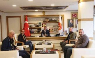 """Başkan Özdemir: """"Havza OSB'yi 4 bin 500 metrekareye çıkaracağız"""""""