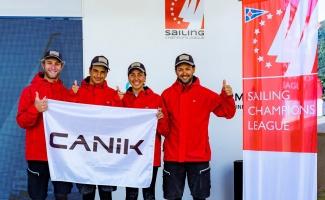 CANiK, Türk bayrağını Sailing Champions League şampiyonlar ligi finalinde dalgalandırdı